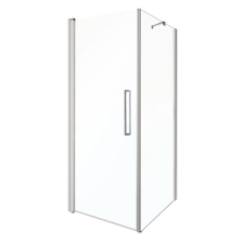 Kerra MONICA80 Monica szögletes nyílóajtós zuhanykabin, 80x80x190 cm kád, zuhanykabin