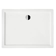 Kerra Oskar univerzális szögletes zuhanytálca, 100x90x5,5 cm, alacsony kialakítás fürdőszoba kiegészítő