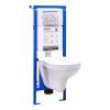 Kerra ROSSA-SET falba építhető WC tartály szett