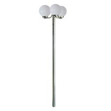 Kerti lámpaoszlop 3 lámpával, 220cm. kültéri világítás