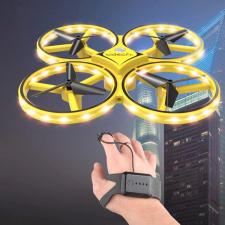 Kesztyűvel vezérelhető quadcopter kreatív és készségfejlesztő