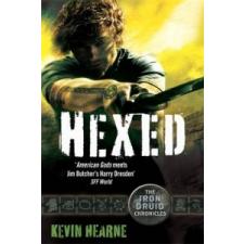 Kevin Hearne - Hexed – Kevin Hearne idegen nyelvű könyv