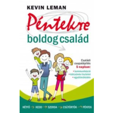 Kevin Leman Péntekre boldog család életmód, egészség