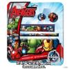 KIDS LICENSING szett írószer Vengadores Avengers Marvel 5pz gyerek