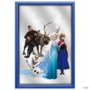 KIDS LICENSING tükör Frozen jégvarázs Disney faipari típus gyerek