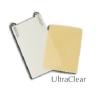 Kijelzővédő fólia, Alcatel OT-985 / Telenor One Touch C, Clear