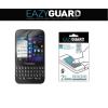 Kijelzővédő fólia, BlackBerry Q5, Eazy Guard, Clear Prémium / Matt, ujjlenyomatmentes, 2 db / csomag