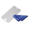 Kijelzővédő fólia, HTC Desire S, matt, ujjlenyomatmentes