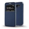 Kijelzővédő fólia, Samsung Galaxy SM-E500F, matt, ujjlenyomatmentes