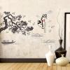 Kínai táj falmatrica