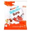 Kinder Schokobons tejcsokoládé bonbonok tejes-mogyorós töltéssel 46 g