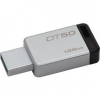 Kingston 128 GB USB 3.0 Ezüst-Fekete Pendrive  (DT50/128GB)