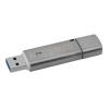 Kingston 16 GB DT Locker + G3 USB 3.0 Fém Pendrive (DTLPG3/16GB)