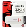 Kingston 32 GB Pendrive USB 3.0 DataTraveler Generation 4 piros