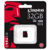 Kingston 32GB MICRO SDHC UHS-I Class 3 + Adapter