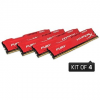 Kingston 64GB KIT DDR4 2400MHz CL15 HyperX Fury Red Series