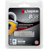 Kingston 8GB DataTraveler Locker+ G3 w/Automatic Data Security USB3.0 pendrive ezüst