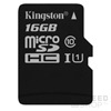 Kingston Canvas Select microSDHC 16GB (Class 10), UHS-I memóriakártya adapterrel (SDCS/16GB)