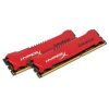 Kingston HX316C9SRK2/8 8GB 1600MHz DDR3 RAM Kingston HyperX Savage Red CL9 (2x4GB) (HX316C9SRK2/8)