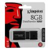 Kingston Kingston Datatraveler 8GB 100 G3 USB 3.0 pendrive