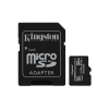 Kingston Memóriakártya MicroSDHC 32GB Canvas Select Plus 100R A1 C10 + Adapter