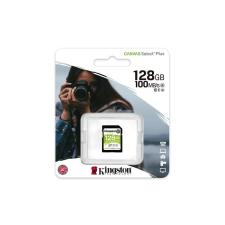 Kingston Memóriakártya, SDXC, 128GB, CL10/U1, KINGSTON  Canvas Select Plus memóriakártya