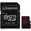 Kingston Micro Canvas Racht UHS-I 32GB memóriakártya+adapter (SDCR/32GB)