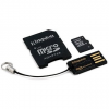 Kingston Micro Kingston 32GB SDHC Class 10 + SD adapter és USB olvasó