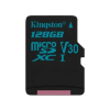 Kingston MICRO SD Kingston 128GB Canvas Go! UHS-I U3 CL10 adapter nélkül (SDCG2/128GBSP)
