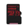 Kingston MICRO SD Kingston 128GB Canvas React UHS-I U3 V30 A1 (SDCR/128GBSP)