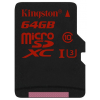 Kingston MicroSDHC 32GB SD (Class 3) (SDCA3/32GBSP) SDCA3/32GBSP