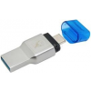 Kingston MobileLite DUO 3C USB 3.1+Type C kártyaolvasó (FCR-ML3C)