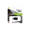 Kingston Pendrive, 128GB, USB 3.2/microUSB, KINGSTON