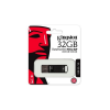 "Kingston Pendrive, 32GB, USB 3.1, 180/50MB/s, vízálló, KINGSTON ""DataTraveler Elite G2"", fekete"