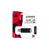 Kingston Pendrive, 64GB, USB 2.0, KINGSTON  DT20 , fekete