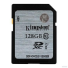 Kingston SDXC Memóriakártya - UHS-I - 128GB - Class10 - SD10VG2/128GB