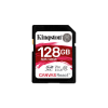 Kingston Secure Digital Card 128GB Kingston Canvas React Class10 SDR/128GB (100/80MBps)