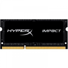 Kingston SO-DIMM 8 GB DDR3L 1866MHz HyperX Impact CL11 Black Series memória (ram)