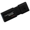 Kingston USB PENDRIVE KINGSTON 64GB DT100 G3 3.1 FEKETE SLIDER