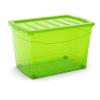 Kis-Kis Omnibox XL zöld 60 liter kerekeken
