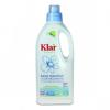 Klar ÖKO-szenzitív folyékony mosószer színes ruhákhoz