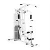 KLARFIT Ultimate Gym 3000, multifunkciós fitnesz állomás, fehér