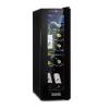 Klarstein Shiraz 12 Slim, borhűtő, 32 l/12 palack, érintőképernyővel, 85 W, 5-18 ° C