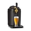 Klarstein Skal sörcsap, sörhűtő, 5 literes hordó, CO2, fekete