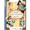 Klett Kiadó Alexandre Dumas: Les Trois Mousquetaires + CD A2