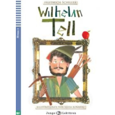 Klett Kiadó SCHILLER, FRIEDRICH - WILHELM TELL + CD! idegen nyelvű könyv