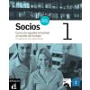 Klett Kiadó Socios 1. Nueva edícia Cuaderno de ejercicios