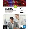 Klett Kiadó Socios 2. Nueva edícia Libro del alumno