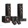 Klipsch R-620F 5.1.2 hangfal szett, fekete