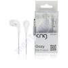 KNG -2010 Oozy fehér - Fülhallgató